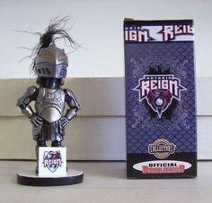 Dark Knight Mascot Bobblehead