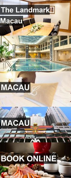 Hotel The Landmark Macau in Macau, Macau. For more information, photos, reviews and best prices please follow the link. #Macau #Macau #TheLandmarkMacau #hotel #travel #vacation