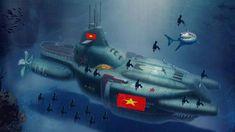 Biển đông tối 27/12: Trung Quốc chưa dám mang quân Xâm Lược chỉ vì Việt ...