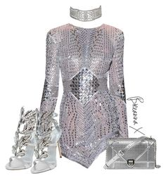 A fashion look from December 2016 featuring embellished sandals, shoulder hand bags and diamond jewelry. Browse and shop related looks. Kpop Fashion Outfits, Stage Outfits, Classy Outfits, Cute Outfits, Shows, Festival Outfits, The Dress, Fashion Stylist, Polyvore Outfits