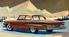 1961 Plymouth Brochure Belvedere