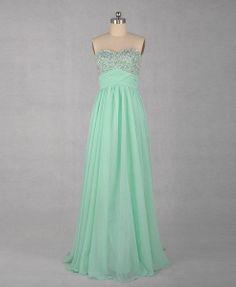 mint bridesmaid dress, mint dress, wedding bridesmaid dress, green bridesmaid dress, bridesmaid dress online, bridesmaid dress, RE050 on Wanelo