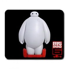 BIG HERO 6 MOVIE BAYMAX LARGE MOUSEPAD $8.99