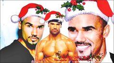 Shemar Moore Christmas Fond
