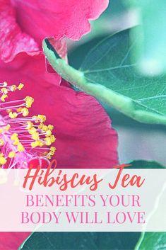 Hibiscus Tea: Benefits your body will love