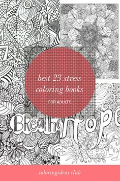 Collection of articles about Best 23 Stress Coloring Books for Adults. Get this Incredible and Save this article now! Abstract Coloring Pages, Detailed Coloring Pages, Fairy Coloring Pages, Mandala Coloring Pages, Christmas Coloring Pages, Free Coloring Pages, Printable Coloring Pages, Coloring Books, Coloring Sheets