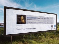People's racist Facebook comments are ending up on billboards near their homes, Brazil, november 2015 #ad #billboard #ooh #outdoor #outofhome