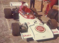 Luki Botha March @ Roy Hesketh SA
