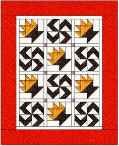 Math for Quilters, Part 2 - Setting quilt blocks together