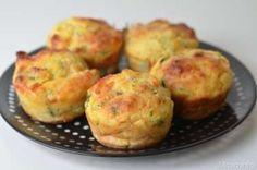 » Muffin salati alle verdure Ricette di Misya - Ricetta Muffin salati alle verdure di Misya