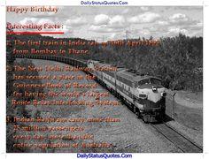 Happy Birthday  Daily Status Quotes