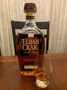 Review #9: Elijah Craig Barrel Proof C917 http://ift.tt/2GdVU2a