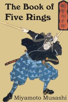 The Book of Five Rings by Miyamoto Musashi http://www.amazon.com/dp/1935785974/ref=cm_sw_r_pi_dp_RDJZvb188MJKB