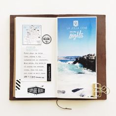 Travel journal page ideas - inspiration for art and travel journaling
