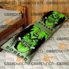 An5-zorlac Skateboards Graphic Body Pillow Case