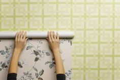 How to Hang New Wallpaper Over Old Wallpaper | Home Guides | SF Gate