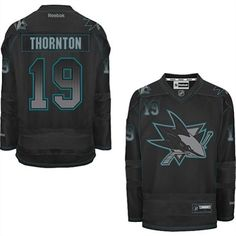 best service 75df4 bcfba 24 Best Green Joe Thornton Jersey Reebok Throwback | Sharks ...