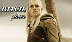 Legolas Does Things!