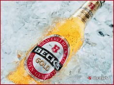Becks Gold...never seen it in the states. Had it all over Germany.
