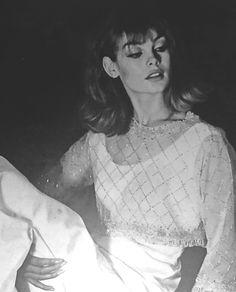 Jean Shrimpton em Queen dezembro 1964 fotografado por Norman Parkinson Graças Jane Davis