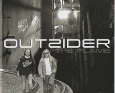"Album ""Outsider"" – song titel: Outsider"