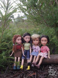 Zdjęcie numer 19 w galerii - Z wampa w dziewczynkę. Dlaczego Sonia Singh przerabia lalki Barbie?
