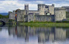 King John's Castle - Limerick