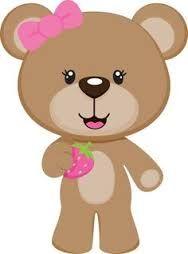 Resultado de imagem para ursinho bebe png