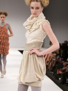 Nichola Evans - BA (Hons) Fashion Knitwear Design and Knitted Textiles