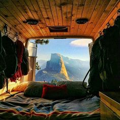 camping aesthetic Live the van life dream! Get inspiration for your camper van conversion from these 10 awesome & unique Sprinter camper vans on Insta. Sprinter Camper, Mercedes Sprinter, Van Life, Adventure Awaits, Adventure Travel, Life Adventure, Adventure Holiday, Good Morning Sunshine, Van Living