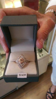 Amali Jules Heart Ring, Jewellery, Rings, Jewels, Schmuck, Ring, Heart Rings, Jewelry Rings, Jewelry Shop