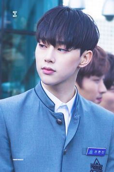 권현빈 (Kwon Hyunbin) Hyun Bin, Kim Yongguk, Kwon Hyunbin, All Meme, Cute Korean Boys, Produce 101 Season 2, Ha Sungwoon, New Moon, Korean Model