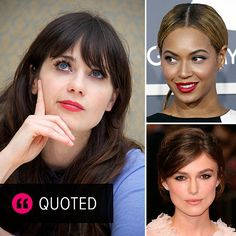Famous Women Who Are Proud Feminists
