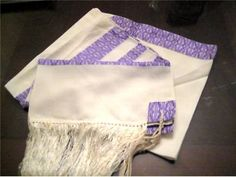 I really want a Jewish Prayer Shawl (Tallit)