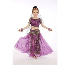 a102981c05481 2019 New Style Kids Belly Dance Costume Oriental Dance Costumes Belly Dance  Dancer Clothes Indian Dance Costumes 5 Pcs For Kids