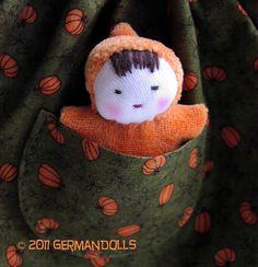 pumpkin pocket baby