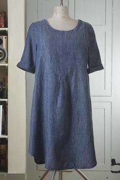 Merchant and Mills – The Shirt Dress | Sew Made Up