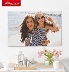 Poster und Wandbilder mit Ihren Lieblingsfotos online bestellen bei CEWE: http://www.cewe.de/poster-und-leinwaende.html