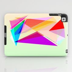 Puzzling iPad Case by TheseRmyDesigns