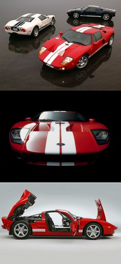 Ford GT - my friend Brandon Poh was one of the designers of this car. #fordGT