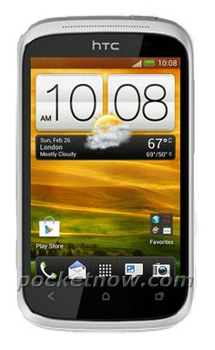 HTC Golf outed in press shot, looks like a smaller One X