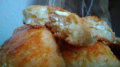 Τυροπιτάκια !!! ~ ΜΑΓΕΙΡΙΚΗ ΚΑΙ ΣΥΝΤΑΓΕΣ 2 Greek Recipes, Baked Potato, French Toast, Muffin, Baking, Breakfast, Ethnic Recipes, Food, Morning Coffee