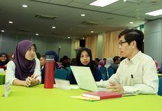 Perjumpaan Pelajar bersama Penyelaras (Jabatan Perancang Bandar dan Wilayah) | Photos