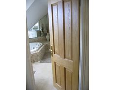 Buy your 4 Panel Internal Oak Door from real wood specialists Broadleaf Timber for just Oak Doors, Panel Doors, Oak Skirting Boards, Oak Front Door, Oak Panels, Internal Doors, Wooden Flooring, Real Wood, Lounge