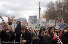 Activists Influence Eco-Change