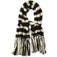Michael Kors Stripe Blanket Scarf