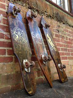 Strauss Skates by JD Strauss, via Behance
