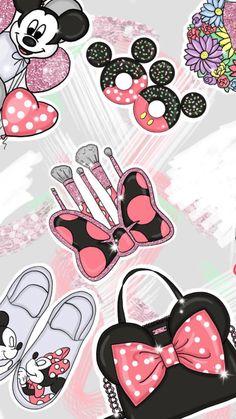 Mickey & Minnie Pattern