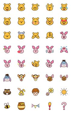 We love deze schattige doodeling tekeningetjes van Winnie the Pooh! Cute Disney Drawings, Cute Easy Drawings, Mini Drawings, Kawaii Drawings, Doodle Drawings, Doodle Art, Winnie The Pooh Drawing, Cute Winnie The Pooh, Winnie The Pooh Tattoos