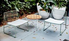 Outdoor Furniture - Jardan Guest Setting
